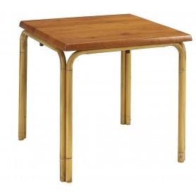 Mesa Apilable Deco Bambú